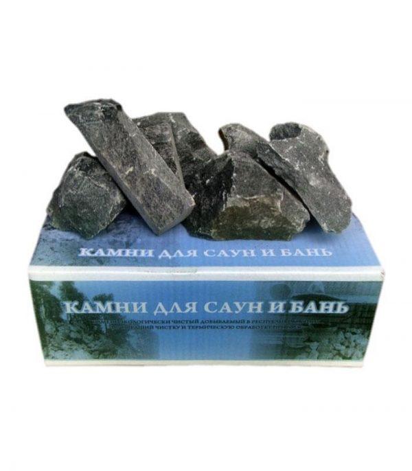 Талькохлорит (обвалованный камень, 20 кг)
